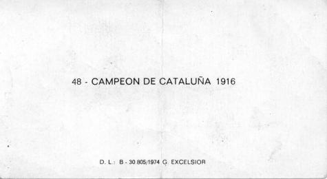 Gabriel Bau cromo 1974