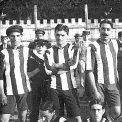Bau amb el Espanyol 1910
