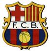 Escudo  antiguo del Barça