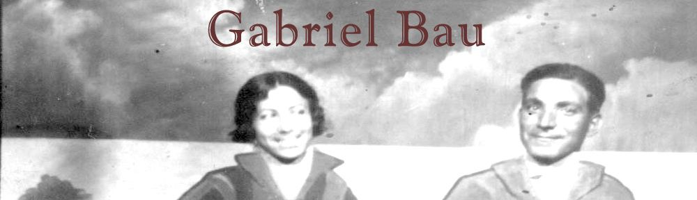 Gabriel Bau Fotos Personales